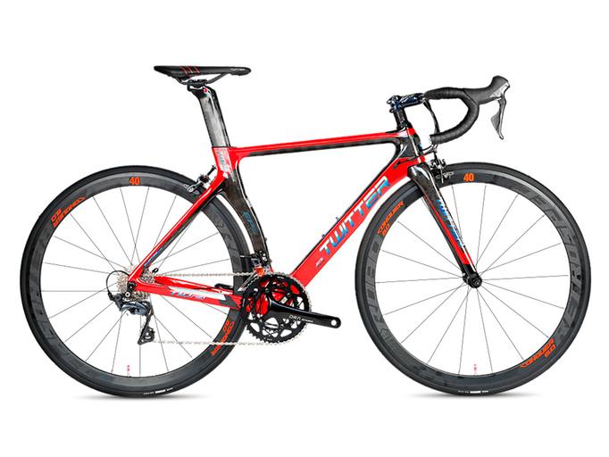 Велосипед Twitter T10 PRO R7000