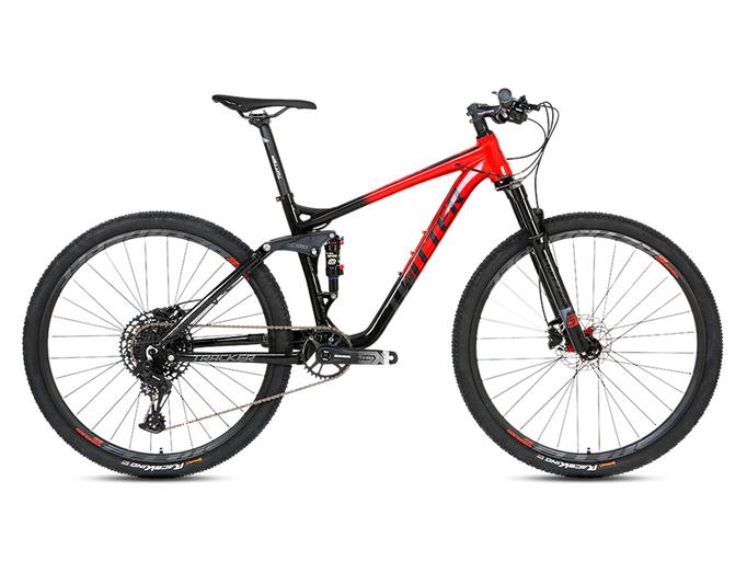 Велосипед Twitter Tracker