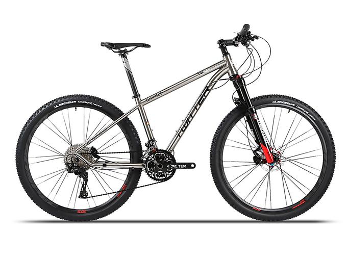 Велосипед Twitter Werner