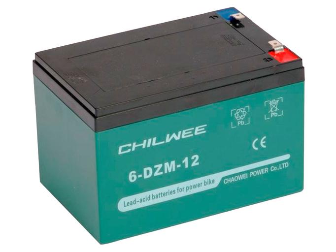 Свинцово-кислотный аккумулятор герметичный SLA 12В 12Ач