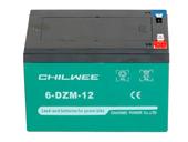 Свинцово-кислотный аккумулятор герметичный SLA 12В 12Ач - Фото 1