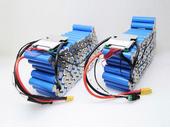Литиевый аккумулятор для электровелосипеда Li-ion 36В 15Ач 30А - Фото 1