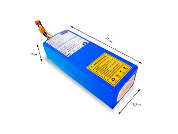 Литиевый аккумулятор для электровелосипеда Li-ion 18650 48В 13Ач 25А - Фото 0