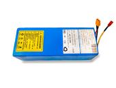 Литиевый аккумулятор для электровелосипеда Li-ion 18650 48В 13Ач 25А - Фото 1