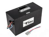 Литиевый тяговый аккумулятор RuTrike 60V52A/H Li(MnCoNi)O2 - Фото 0