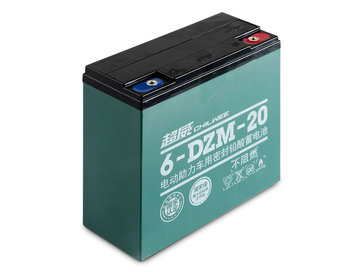 Свинцово-кислотный аккумулятор герметичный SLA 12В 20Ач - Фото 0
