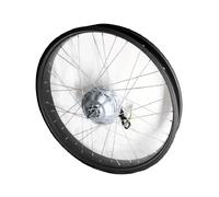 Мотор-колесо для электро фэтбайка 350Вт - 500Вт 48В 26 (переднее, редукторное)