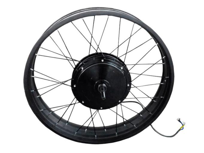 Мотор-колесо для фэтбайка 1000Вт 48В 26 (заднее)