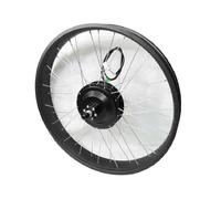 Мотор-колесо для фэтбайка 500Вт - 800Вт 48В DDK 26 (заднее, редукторное)