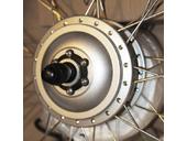 Мотор-колесо для электровелосипеда 350Вт-500Вт 48В MXUS 26 (переднее, редукторное) - Фото 3