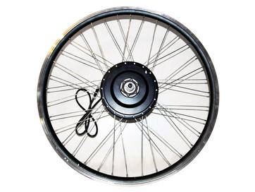 Мотор-колесо для электровелосипеда 500Вт - 800Вт 48В DDK 26 (заднее, редукторное) - Фото 0