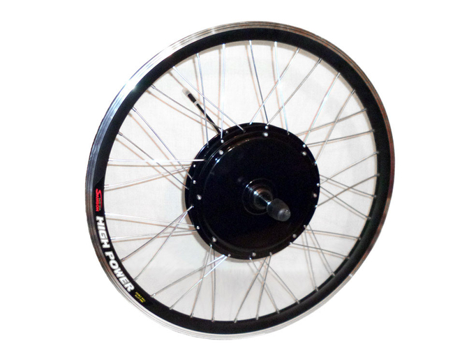 Мотор-колесо для электровелосипеда 500Вт-1000Вт 48В DDK 26 (заднее/переднее)