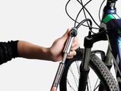Велосипедный насос с манометром WEST BIKING S3 (300PSI) - Фото 7