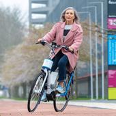 Электровелосипеды с «умной» системой стабилизации