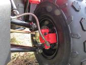 Бензиновый багги Joy Automatic Desert Racer UTV FC150-2 (150 кубов) - Фото 17