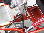 Бензиновый багги Joy Automatic Trophy FC50 - MC 404 (49 кубов) - Фото 17