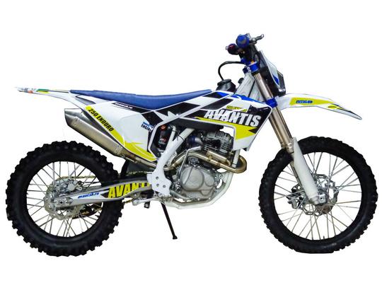 Кроссовый мотоцикл Avantis Enduro 250 21/18 (165 FMM Design HS 2018)