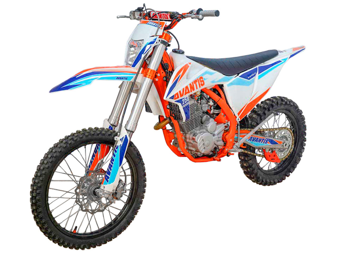 Кроссовый мотоцикл Avantis Enduro 250 21/18 (172 FMM Design KT)