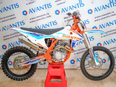 Кроссовый мотоцикл Avantis Enduro 250 21/18 (172 FMM Design KT) - Фото 3