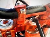 Кроссовый мотоцикл Avantis Enduro 250 21/18 (172 FMM Design KT) - Фото 8