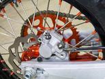 Кроссовый мотоцикл Avantis Enduro 450 Pro/CARB (Design KT 2018) - Фото 12