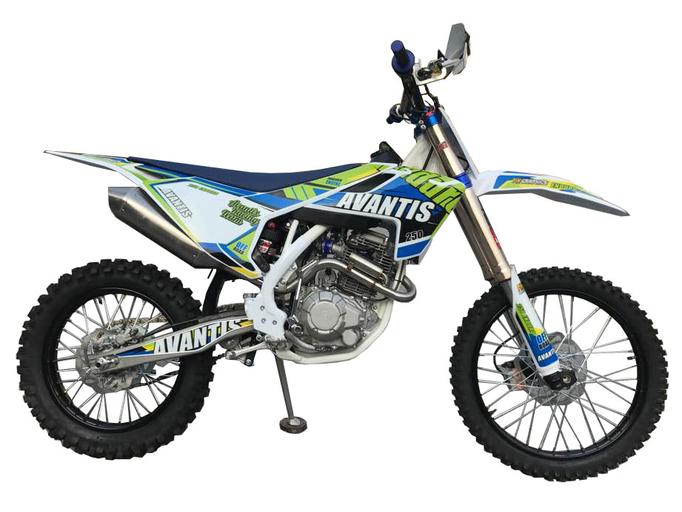 Кроссовый мотоцикл Avantis Enduro 250 (172 FMM Design HS)