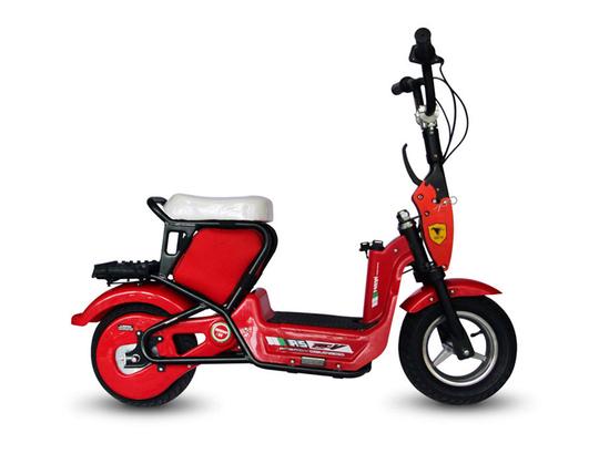 Электрический мотоцикл Joy Automatic MC-242