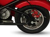 Электрический мотоцикл Joy Automatic MC-242 - Фото 3