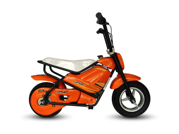 Электрический мотоцикл Joy Automatic MC-243