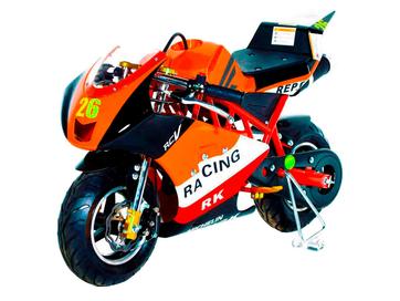 Минимото MOTAX 50 cc в стиле Ducati