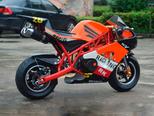 Минимото MOTAX 50 cc в стиле Ducati - Фото 6