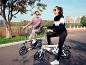 Электровелосипед Airwheel R3 - Фото 14