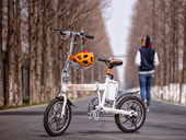 Электровелосипед Airwheel R5 - Фото 12