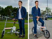 Электровелосипед Airwheel R5 - Фото 14