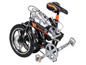 Электровелосипед Airwheel R5 - Фото 1
