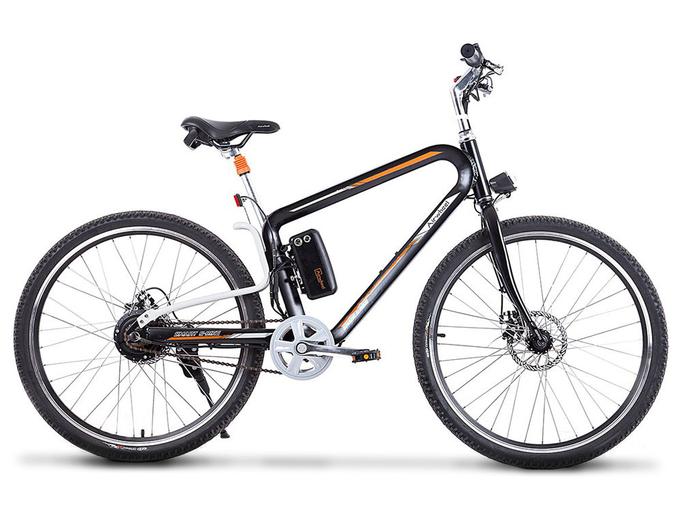 Электровелосипед Airwheel R8 (батарея LG 214,6 Вт*ч)