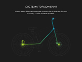 Электровелосипед Airwheel R8 (батарея LG 162,8 Вт*ч) - Фото 13