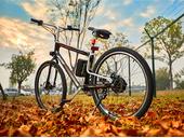 Электровелосипед Airwheel R8 (батарея LG 162,8 Вт*ч) - Фото 19