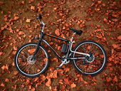 Электровелосипед Airwheel R8 (батарея LG 162,8 Вт*ч) - Фото 20