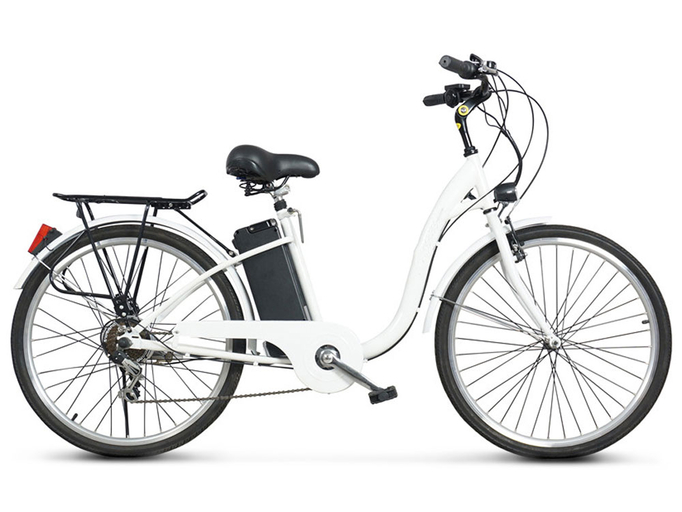 Электровелосипед AJ-EBA106-F