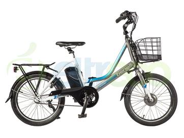 Электровелосипед Benelli 20 City Link