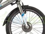 Электровелосипед Benelli 20 City Link - Фото 5