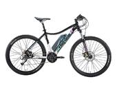 Электровелосипед Benelli Alpan W 27.5 STD 14Ah с ручкой газа - Фото 0