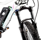 Электровелосипед Benelli Alpan W 27.5 STD 14Ah с ручкой газа - Фото 8