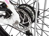 Электровелосипед Benelli Alpan W 27.5 STD 14Ah с ручкой газа - Фото 15