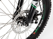 Электровелосипед Benelli Link Sport Professional с ручкой газа - Фото 9