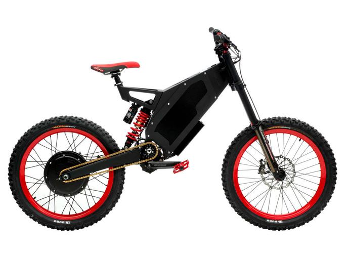 Электровелосипед Bomber