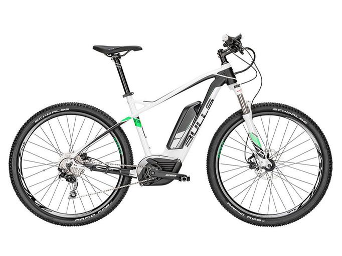 Электровелосипед Bulls Six50 E2 2016