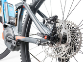 Электровелосипед Cube Stereo Hybrid 140 HPA SL 500 27.5+ 2017 - Фото 12