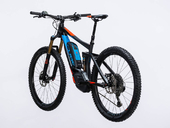 Электровелосипед Cube Stereo Hybrid 140 HPA SL 500 27.5+ 2017 - Фото 2